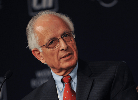 Arun Maira, presidente de HelpAge International